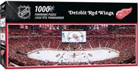 Detroit Red Wings Masterpieces Inc. 1000-Piece Stadium Panoramic Puzzle