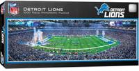 Detroit Lions Masterpieces Inc. 1000-Piece Stadium Panoramic Puzzle