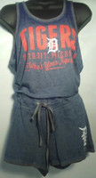 Detroit Tigers Women's Concepts Sport Tank & Short Set