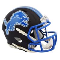 Matthew Stafford Autographed Detroit Lions Black Mini Helmet (Pre-Order)
