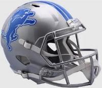 Matthew Stafford Autographed Detroit Lions Replica Speed Helmet (Pre-Order)