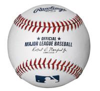 Niko Goodrum Autographed Baseball - Official Major League Ball (Pre-Order)