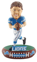 Matthew Stafford Detroit Lions Forever Collectibles Limited Edition Bobblehead