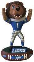 Detroit Lions Roary Forever Collectibles Mascot Bobblehead