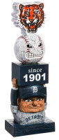 Detroit Tigers Vintage Tiki Totem