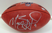 Matthew Stafford Autographed Official NFL 100th Anniversary Football