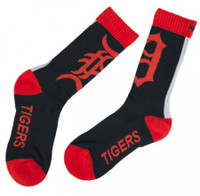 Detroit Tigers Men's 47 Brand Mid Bolt Socks