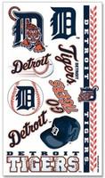 Detroit Tigers Wincraft Temporary Tattoos