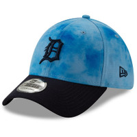 Detroit Tigers New Era Blue/Navy 2019 Father's Day 39THIRTY Flex Hat