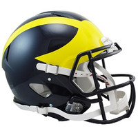 Chase Winovich Autographed Full Size Authentic University of Michigan Helmet (Pre-Order)
