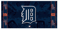 "Detroit Tigers McArthur 30""x60"" Beach Towel"
