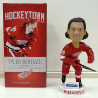 Tyler Bertuzzi Detroit Red Wings SGA Bobblehead