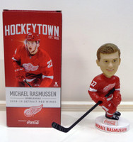 Michael Rasmussen Detroit Red Wings SGA Bobblehead