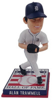 Alan Trammell Detroit Tigers Forever Collectibles 2018 Hall of Fame Bobblehead - Lt Ed