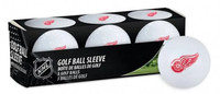 Detroit Red Wings Wincraft Golf Ball Set - 3 Pack