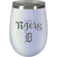 Detroit Tigers Great American Products 12oz. Opal Wine Tumbler