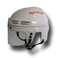 Joe Veleno Autographed Detroit Red Wings Mini Helmet - White (Pre-Order)