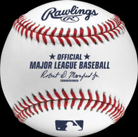 Lance Parrish Autographed Baseball - Official Major League Ball (Pre-Order)