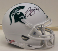 Le'veon Bell Autographed Michigan State University Mini Helmet
