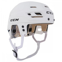 Tomas Holmstrom Autographed CCM Tacks 110 Full Size Hockey Helmet - White (Pre-Order)
