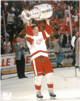 Larry Murphy Autographed 8x10 Photo #1 - 1997 Stanley Cup (Pre-Order)