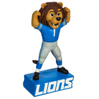 Detroit Lions Evergreen Enterprises Mascot Statue