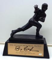 Barry Sanders Autographed Heisman Trophy