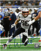Chase Winovich Autographed New England Patriots 8x10 Photo #2