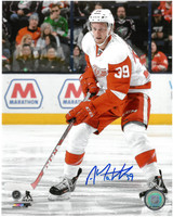 Anthony Mantha Autographed Detroit Red Wings 8x10 Photo #9