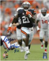Kerryon Johnson Autographed Auburn Tigers 8x10 #1