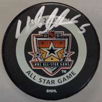 Nicklas Lidstrom Autographed 2002 All Star Game Puck
