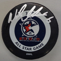 Nicklas Lidstrom Autographed 2000 All Star Game Puck