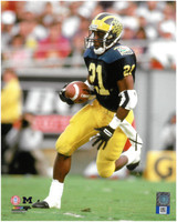 Desmond Howard Autographed University of Michigan 8x10 #1 - Rose Bowl (pre-order)