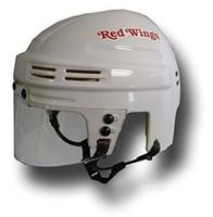 Brett Hull Autographed Detroit Red Wings Mini Helmet - White (Pre-Order)