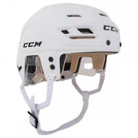 Brett Hull Autographed Full Size CCM Tacks 110 Helmet - White (Pre-Order)