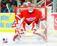 Dominik Hasek Autographed 8x10 Photo #3 - Horizontal Action (Pre-Order)
