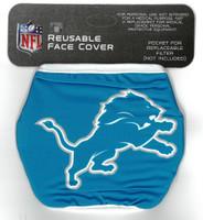 Detroit Lions FOCO Single Face Covering