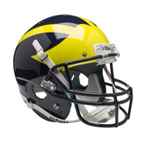 Charles Woodson Autographed Michigan Wolverines Schutt Authentic Full Size Glossy Helmet (Pre-Order)
