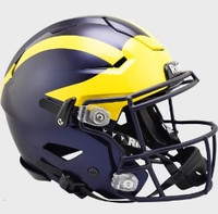 Charles Woodson Autographed Michigan Wolverines Riddell Speedflex Authentic Full Size Helmet (Pre-Order)