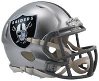 Charles Woodson Autographed Riddell Raiders Mini Helmet (Pre-Order)