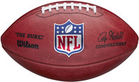 """Charles Woodson Autographed Authentic """"The Duke"""" NFL Football (Pre-Order)"""