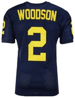 Charles Woodson Autographed 47 Brand Michigan Wolverines Jersey (Pre-Order)