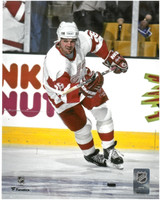 Joe Kocur Autographed 8x10 Photo - Vertical Action (Pre-Order)