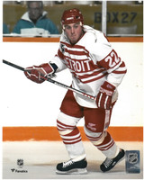 Martin Lapointe Autographed 8x10 Photo #1 - Rookie Season 1991/92 (Pre-Order)