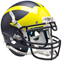 Charles Woodson Autographed Michigan Wolverines Schutt Authentic Full Size Matte Helmet (Pre-Order)