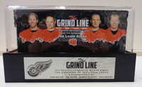 The Grind Line Autographed Joe Louis Arena Brick with Case (Pre-Order)