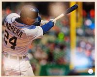 Miguel Cabrera Autographed 16x20 Photo #1 (Pre-Order)