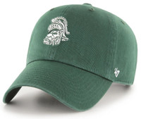 Michigan State University 47 Brand Vintage Adjustable Clean Up Hat