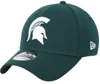 Michigan State University New Era State College Classic 39THIRTY Flex Hat - Green