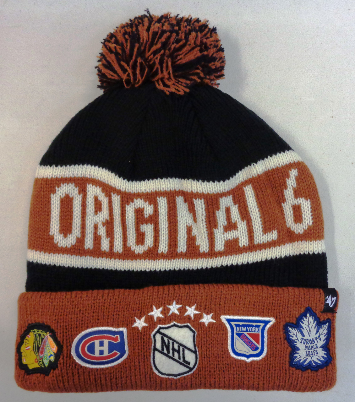 Detroit Red Wings /'47 Calgary Cuff Knit